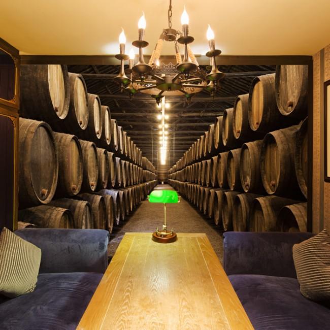WS-42566_WP-02.jpg & Wine Cellar Barrels Wall Mural Food u0026 Drink Wallpaper Kitchen Photo ...