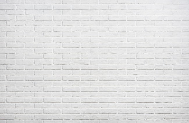 White Brick Stone Texture Wall Wallpaper Wall Mural