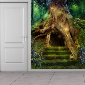 Shop Enchanted Forest Wall Murals Azutura