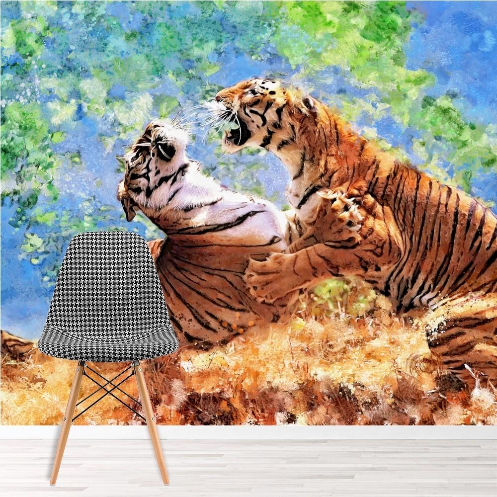 Tiger Gegen Bär