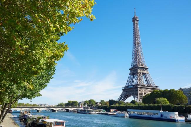 Parigi Fotomurali Torre Eiffel Francia Carta Da Parati Soggiorno Camera da  letto Photo Decor