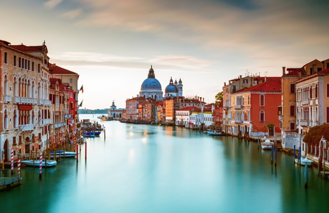 Grand Canal Venice Italy Wallpaper Wall Mural