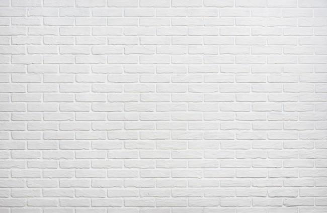 White Brick Stone Texture Wall Wallpaper Wall Mural