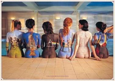 Pink Floyd - Back Catalogue 91cm x 61cm Poster
