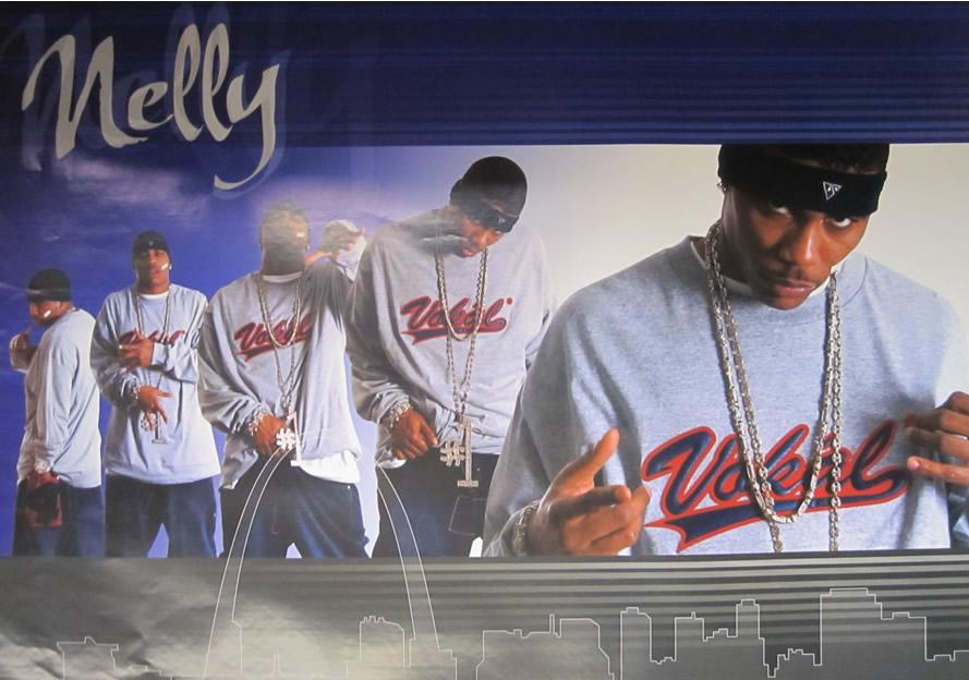 Nelly Landscape Portrait 91cm x 61cm Poster